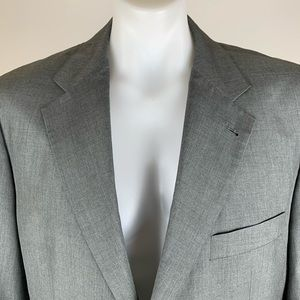 Hugo Boss Shark Skin Sport Coat
